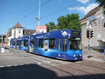 Siegesdenkmal lijn2 GT8Z