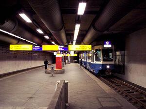 Waldgarten Tram2000 lijn9