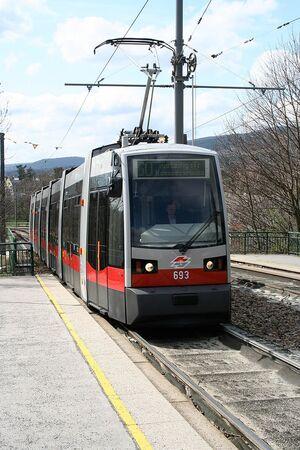 Breitenfurter Straße lijn60 B