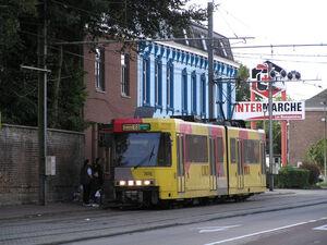Anderlues lijn88 LRV