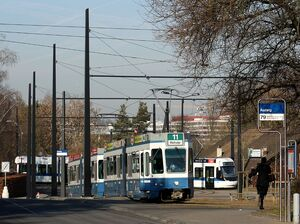 Auzelg lijn11 Tram2000