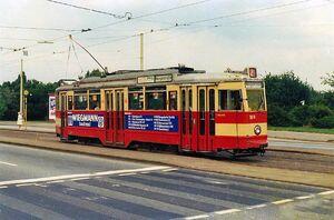 Betriebshof Lokstedt lijn2 V6E
