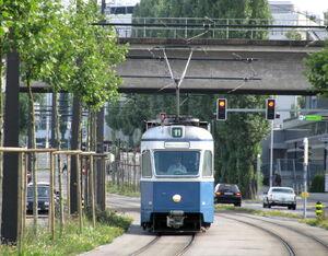 Leutschenbach lijn11 Mirage