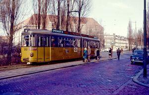 Langehilleweg lijn9 GT6