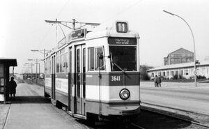Billhorner Brückenstraße lijn11