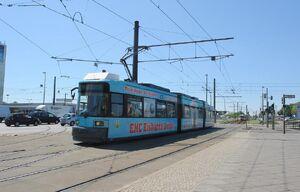 Landsberger Allee lijnM6 GT6N