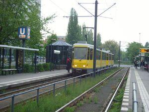 Osloer Straße lijn50 KT4D