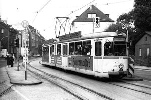 Bergbaumuseum lijn305 GT6