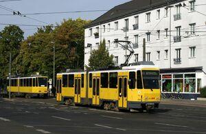 Köllnischer Platz lijn61 KT4D