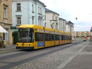 Cossebauder Straße lijn12 NGT8DD