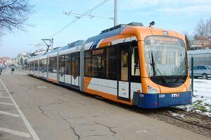 Leimen lijn23 Variobahn