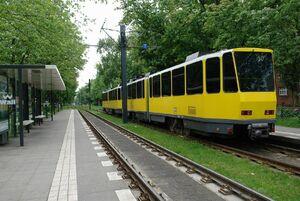 Louise-Schroeder-Platz lijn50 KT4D