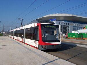 SAP Arena lijn6A Variobahn