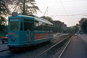 Silcherstraße lijn11 V6E