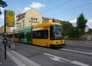 Waltherstraße lijn1 NGT8DD