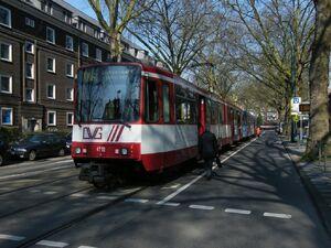 Golzheimer Platz lijnU79 B