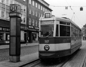 Harburg-Sand lijn11