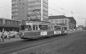 Hauptbahnhof lijn5 GT8
