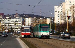Magistrát mesta Košice lijn9 KT8D5