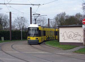 Mahlsdorf lijn62 GT6N