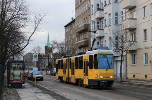 Forckenbeckplatz lijn21 KT4D
