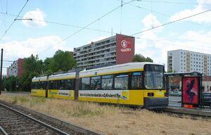 Friedrichsfelde Ost lijnM17 GT6N