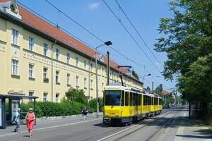 Mendelstraße lijn50 KT4D