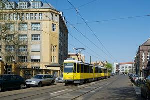 Rathenaustraße-HTW lijn67 KT4D