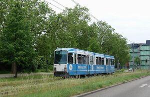 Heiligenbergschule lijn24 M8C