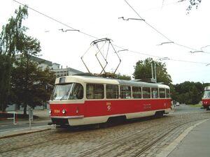Petriny lijn2 T3M