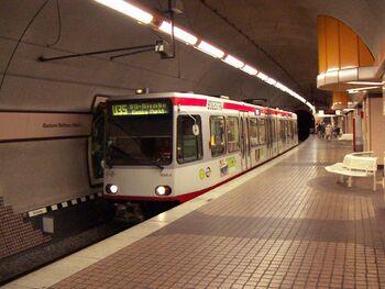 BochumRathausLijnU35