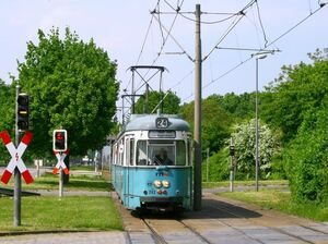 Rohrbach Süd lijn24
