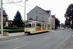 BochumGertheLijn305Eindpunt