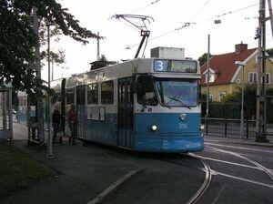 Härlanda lijn3 M31