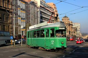 RK Beogradanka lijn11 GT6