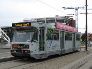 Docklands lijn70 A
