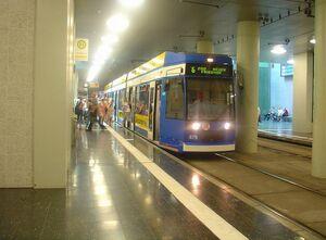 Rostock Hbf lijn6