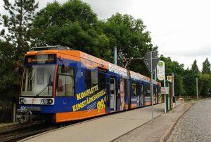 Merseburg-Süd lijn15 MGT6D