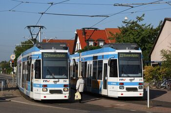 Eppelheim lijn22 MGT6D