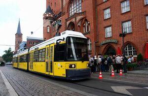 Köpenick Rathaus lijn27 GT6N