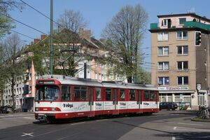 Stockkampstraße lijn704 GT8S