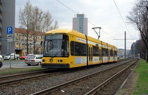 Walpurgisstraße lijn7 NGT6DD