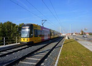 Alberthafen lijn10 NGTD12DD