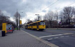 Dresden Zoo lijn9