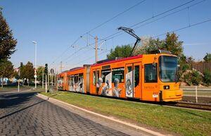 Mühldreieck lijn52 GT6M