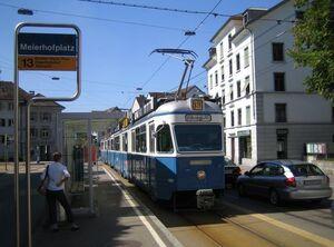 Meierhofplatz lijn13 Mirage