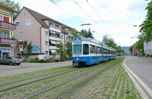 Heuried lijn14 Tram2000