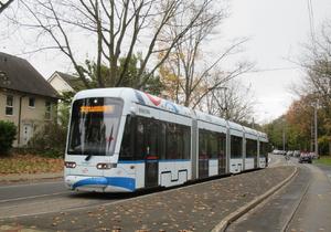 Igelstraße lijn302 Variobahn