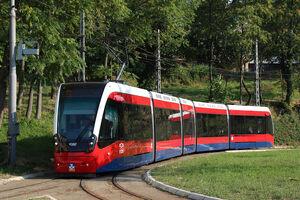 Ruska lijn13 Urbos3