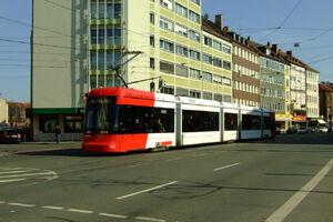 Schweiggerstraße lijn8 Variobahn